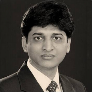 Mayank Mittal - managing director of qualitrix