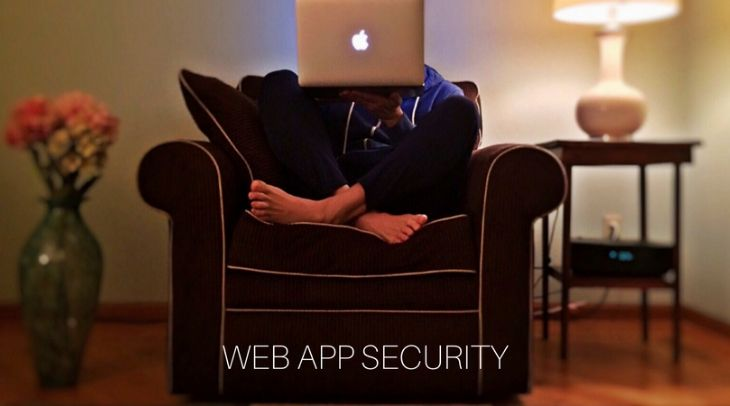 Web app security testing