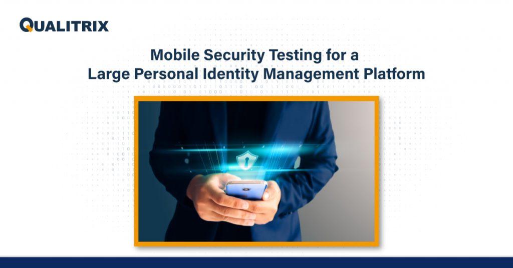mobile security testing platform